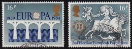 ENGLAND GREAT BRITAIN [1984] MiNr 0988 Ex ( O/used ) [01] - 1952-.... (Elisabeth II.)