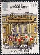 ENGLAND GREAT BRITAIN [1984] MiNr 0992 ( O/used ) Architektur Schön - 1952-.... (Elisabeth II.)