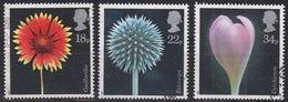 ENGLAND GREAT BRITAIN [1987] MiNr 1097 Ex ( O/used ) [01] Blumen Sehr Schön - 1952-.... (Elisabeth II.)