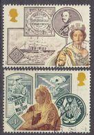 ENGLAND GREAT BRITAIN [1987] MiNr 1117 Ex ( O/used ) [01] Sehr Schön - 1952-.... (Elisabeth II.)