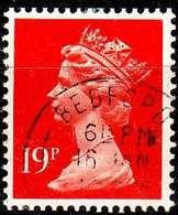 ENGLAND GREAT BRITAIN [1988] MiNr 1163 C ( O/used ) Machin - 1952-.... (Elisabeth II.)