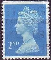 ENGLAND GREAT BRITAIN [1989] MiNr 1214 ADo ( O/used ) Machin - 1952-.... (Elisabeth II.)