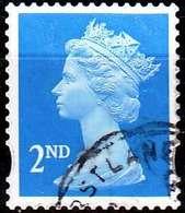ENGLAND GREAT BRITAIN [1989] MiNr 1216 CS ( O/used ) Machin - 1952-.... (Elisabeth II.)