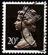 ENGLAND GREAT BRITAIN [1989] MiNr 1223 C ( O/used ) Machin - 1952-.... (Elisabeth II.)