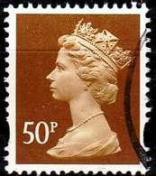 ENGLAND GREAT BRITAIN [1990] MiNr 1265 CS ( O/used ) Machin - 1952-.... (Elisabeth II.)