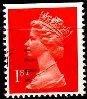 ENGLAND GREAT BRITAIN [1990] MiNr 1280 ADo ( O/used ) Machin - 1952-.... (Elisabeth II.)