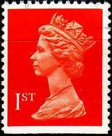 ENGLAND GREAT BRITAIN [1990] MiNr 1280 ADu ( O/used ) Machin - 1952-.... (Elisabeth II.)