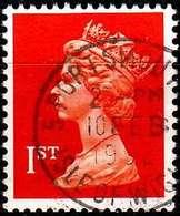 ENGLAND GREAT BRITAIN [1990] MiNr 1280 C ( O/used ) Machin - 1952-.... (Elisabeth II.)