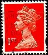 ENGLAND GREAT BRITAIN [1990] MiNr 1280 CS ( O/used ) Machin - 1952-.... (Elisabeth II.)