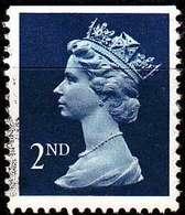 ENGLAND GREAT BRITAIN [1990] MiNr 1281 CDo ( O/used ) Machin - 1952-.... (Elisabeth II.)