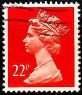 ENGLAND GREAT BRITAIN [1990] MiNr 1285 C ( O/used ) Machin - 1952-.... (Elisabeth II.)