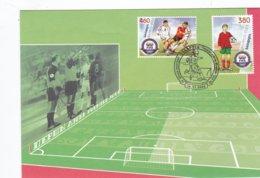 Belarus FDC 2003 FIFA 100 Years  (DD22-6) - Fussball