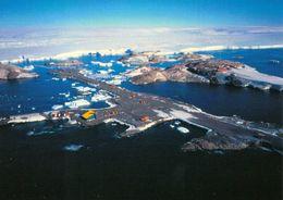 6 AK Antarctica Antarktis * Forschungsstationen Und Landschaften In Der Antarktis * - Postcards