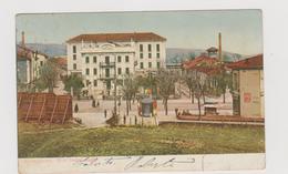 SALSOMAGGIORE  (PR) ,  Hotel Central Bagni  - F.p. - Anni '1900 - Parma