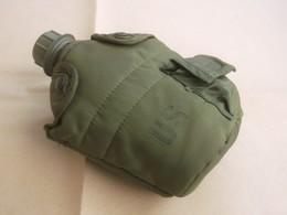 Borraccia Us Army 1985 - 1976 Originale Completa Marcata - Equipaggiamento