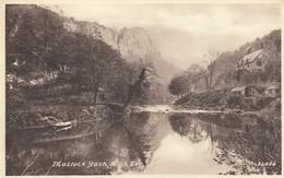 Postcard Matlock Bath High Tor [ Frith ] My Ref  B12960 - Derbyshire
