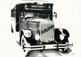 Autobus,Krupp-Allan, RET Ab.10, Rotterdam, SVA Foto - Auto's