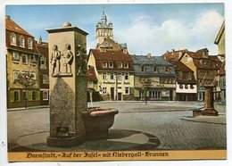 GERMANY  - AK 348070 Darmstadt - Auf Der Insel - MODERN REPRODUCTION CARD - Darmstadt