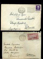 ITALIA - N° 6 Buste Dal 1920 Al 1945 - Storia Postale