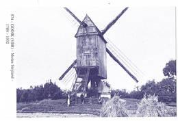 Gooik: Molen Strijland (2 Scans) - Gooik