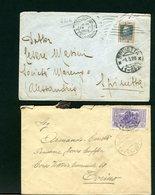 ITALIA - N° 12 Buste Dal 1920 Al 1945 - 1900-44 Vittorio Emanuele III