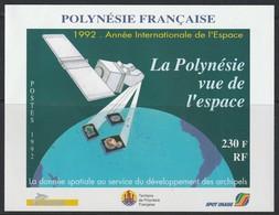 POLYNESIE - BLOC  N° 19  ** (1992) - Blocs-feuillets