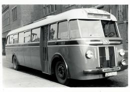 Autobus, Scania Vabis- Lith,LTM 493,Maastricht, SVA Foto - Auto's
