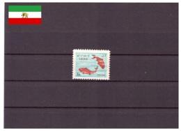 Iran 1967 - Obliterè - Poissons - Michel Nr. 1339 (iri175) - Iran