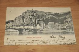 8646-   DINANT, LA CITADELLE - 1901 - Dinant