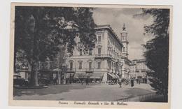 PARMA, Piazzale Reinach E Via Melloni  - F.p. - Anni '1930 - Parma