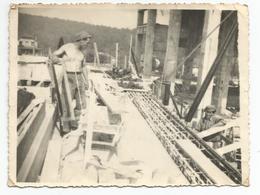 YAINVILLE  - Construction De La Centrale électrique - Altri Comuni