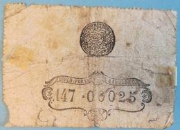 Billet Miniature à Identifier - 147 00025 - Voir Recto Et Verso De Mes Photos - Monnaie - Banknotes