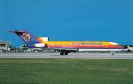 1 AK Airport Flugzeug * Boeing 727-2J0 Of Air Jamaica At Miami 12 / 1994 * - Aerodrome