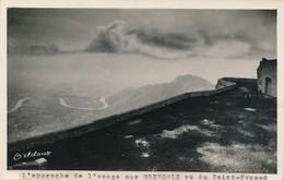 I99 - 38 - GRENOBLE - Isère - L'approche De L'orage Sur Grenoble Vu Du Saint-Eynard - Grenoble
