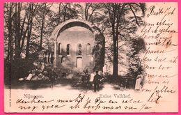 Nijmegen - Ruine Valkhof - Policier - Animée - 1899 - Nijmegen