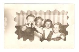 CT--02875-- LUNA PARK - TIRO A SEGNO - COPPIE AL TIRO A SEGNO - OTTOBRE 1945 - Persone Anonimi