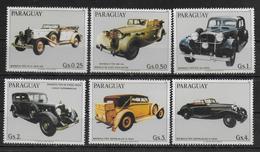 PARAGUAY    N ° 2214/19   * *   Voitures Anciennes - Autos