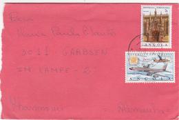Portugal -Colonias - Envelopes  E Aerogramas Com Selos E Carimbos Diferentes - Francobolli