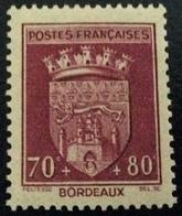 N° 529  NEUF ** SANS CHARNIÈRE ( LOT:293 ) - 1941-66 Armoiries Et Blasons
