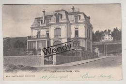 Chaux-de-Fonds (1905 Villa) - NE Neuchâtel
