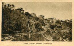 ITALIE(CASTEL GANDOLFO) - Italia