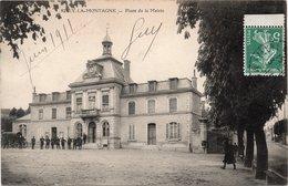 RILLY-LA-MONTAGNE (Marne 51) - Militaires Du 3e Régiment De Cuirassiers Durant Les Révoltes En Champagne En Juin 1911. - Rilly-la-Montagne