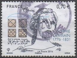 FRANCE  2016   __N° 5036  __ OBL  VOIR SCAN - France