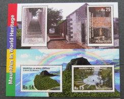 ILE MAURICE - MAURITIUS - 2010 - YT BF 31 ** - PATRIMOINE MONDIAL - Mauritius (1968-...)