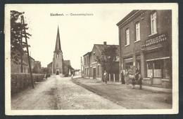 +++ CPA - EINDHOUT - Gemeenteplaats - Café Bij De Miel - Cachet Relais 1949   // - Laakdal