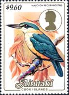 Ref. 163027 * NEW *  - AITUTAKI . 1984. BIRDS OF THE PACIFIC. PAJAROS DEL PACIFICO - Aitutaki