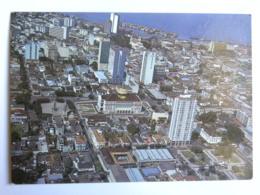 CP BRASIL BRESIL - MANAUS - Vista Aérea - Manaus