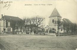JESSAINS (10) - Centre Du Village - L' Eglise - France