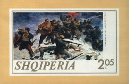 Ref. 112339 * NEW *  - ALBANIA . 1973. PAINTINGS. PINTURAS - Albania
