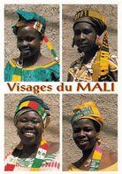 1 AK Mali * Frauen Aus Mali - Visages Du MALI * - Mali